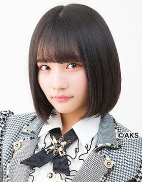 Yahagi Moeka - Wiki48