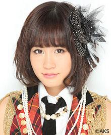 Maeda Atsuko (early 2012)