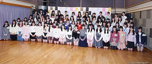 AKB48 Group 3rd Draft Kaigi - Wiki48